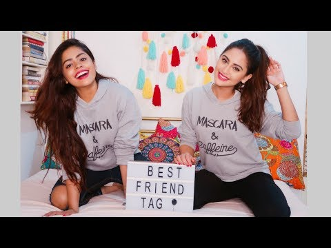 BEST FRIEND TAG FT. KRYSTLE D'SOUZA - HAPPY FRIENDSHIP DAY!