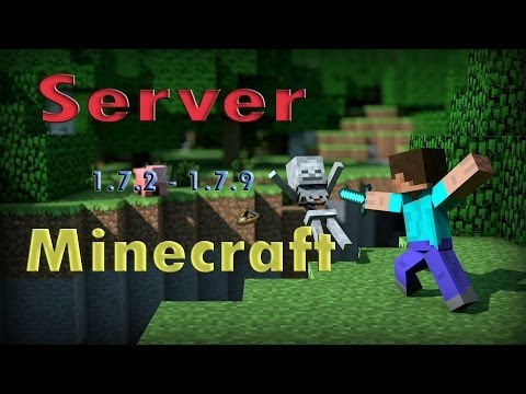 Servidor de Minecraft (No premium) Hunger games 1.7.2 - 1.7.9