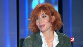 Mylène Farmer 2009 06 14 Interview dans JT de France 2