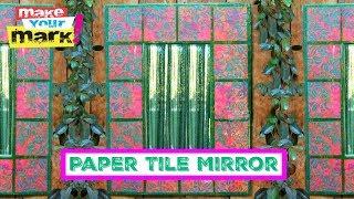 download lagu Paper Tile Mirror gratis