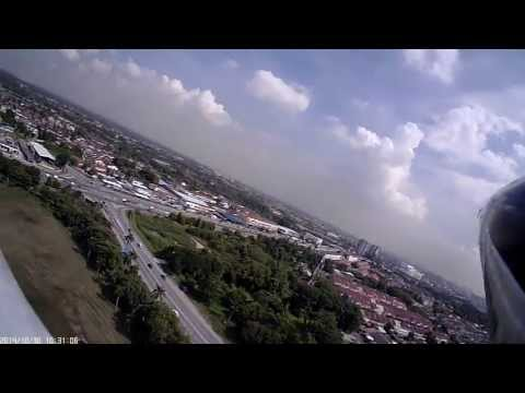 RC Aerial footage over Pandamaran, 30/10/2013