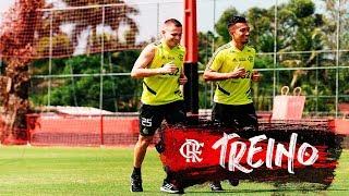 Flamengo se prepara para o segundo jogo da final contra o Vasco