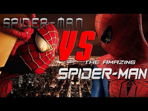 Spider-Man (2002) VS The Amazing Spider-Man (2012)