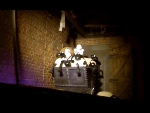 Wallace & Gromit's Thrill-O-Matic Ride POV @ Blackpool Pleasure Beach