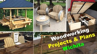 Woodworking Projects & Plans Wichita Kansas KS