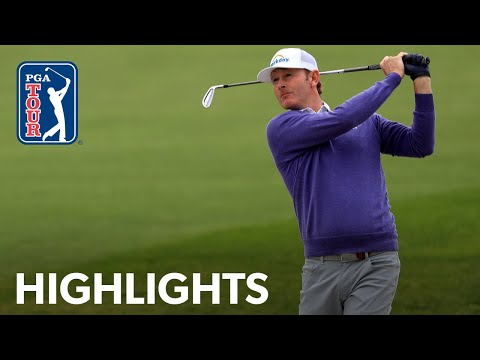 Brandt Snedeker shoots 4-under 68 | Round 4 | Farmers 2020