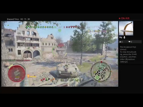 World Of Tanks Gaming Hardcore 4 out of 5 Tanks