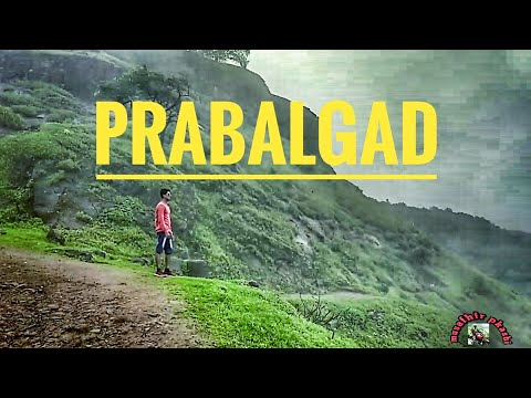 prabalgad monsoon trek, panvel | Best treking palace | Maharashtra |