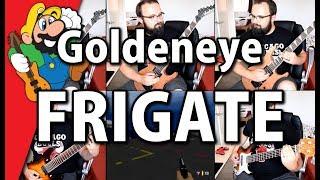 Goldeneye 007 (N64) - Frigate // Metal Cover