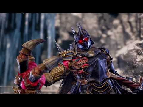 Soul Calibur 6 Gameplay Trailer - Groh, Kilik, Nightmare, Xianghua - PS4, Xbox One, PC