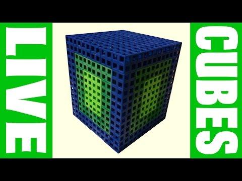 Live Cubes Unboxing!