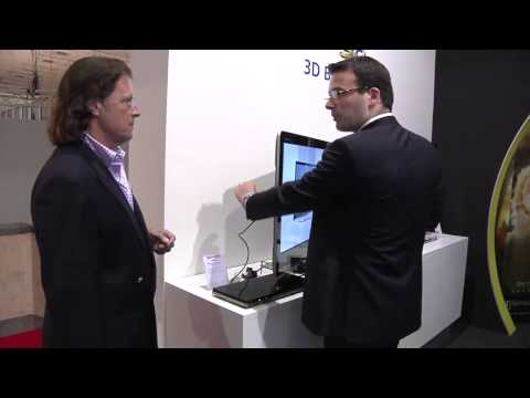 Sharp launches The BD-HP90S Their First 3D Blu-ray Player...