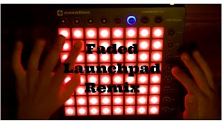 download lagu Alan Walker - Faded Remix Launchpad Mk2 gratis