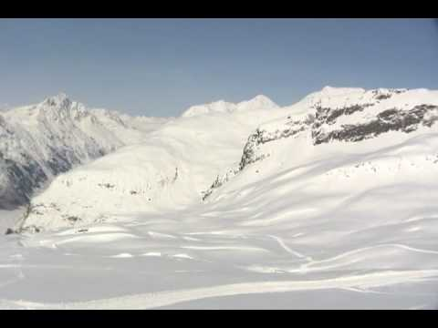 Cat Skiing/Snowboarding Valdez Alaska 2008 at CMRC