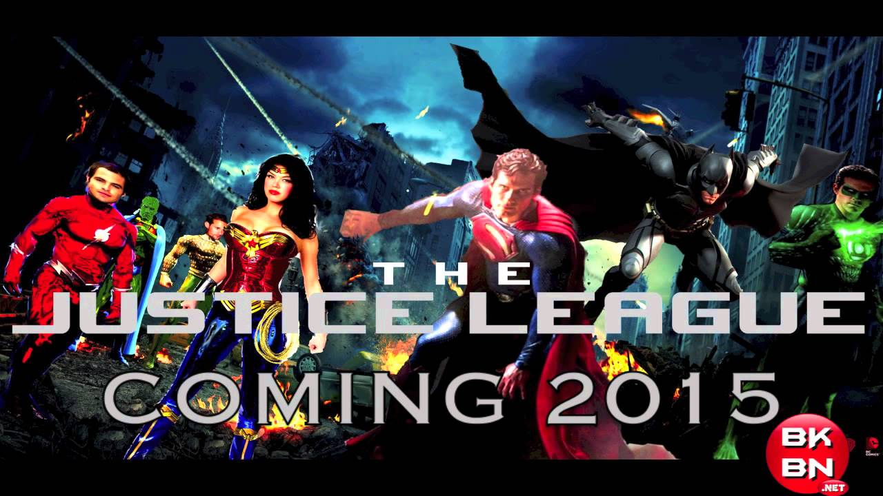 Justice League Movie 2015 Logo Justice League Movie Coming