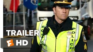 Patriots Day Official Trailer 1 (2017) - Mark Wahlberg Movie
