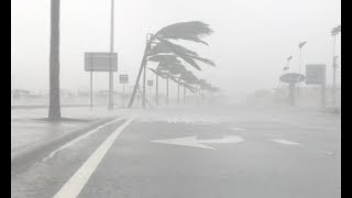 Hurricane IRMA from Key West, Florida
