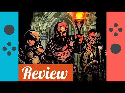 Darkest Dungeon Switch Review
