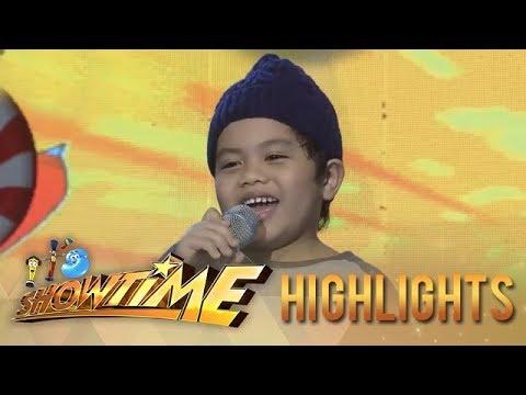 It's Showtime MiniMe 3: Ludwig Hans Carizo   Mini Dwayne Johnson