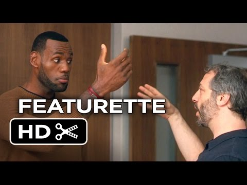 Trainwreck Featurette - Directing Athletes With Judd Apatow (2015) - Lebron James Comedy HD