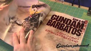 *GundamCustom* Hobby Japan February issue review - Part 1
