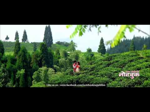 Gala Ratai   Notebook   Nepali Movie Song.mp4 video