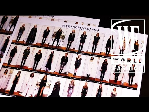 Alexander Vauthier Spring-Summer 2015 Paris Haute Couture