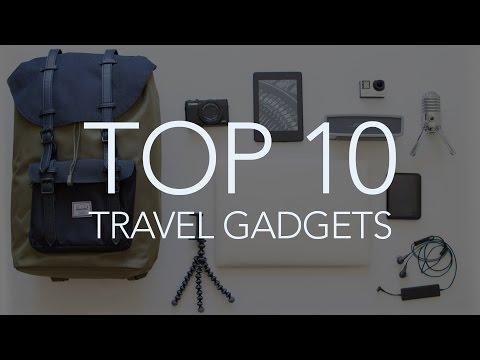 Top 10 Travel Gadgets