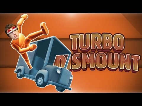 Turbo Dismount! - I'M BREAKING MY PC! (Funny Moments)