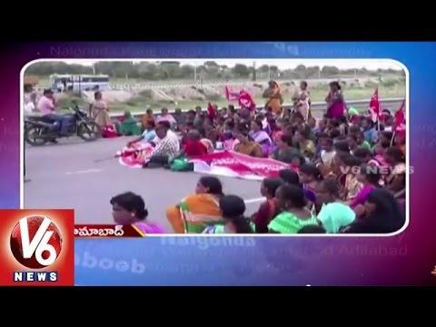 V6 Telangana State Roundup - V6 News (07-07-2015)