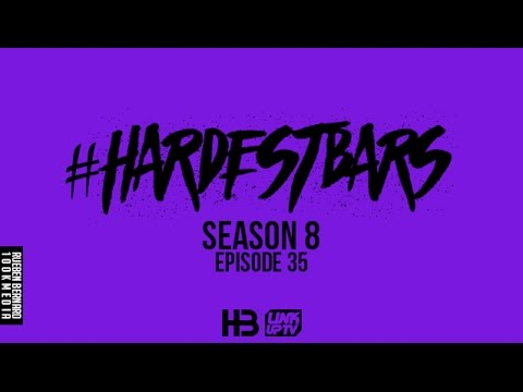 Wretch 32, Dave, Poundz, Coinz, Notes | Hardest Bars S8 EP 35 | Link Up TV