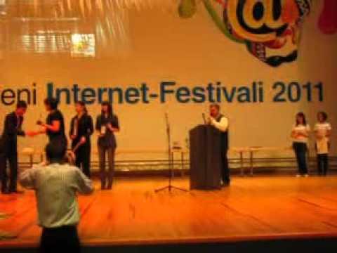 Oshxona.Uz победитель интернет фестиваля 2011