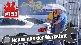 2000 Euro! Radlager in E-Klasse komplett hinüber | Holger im Kofferraum: Wo ist der Audi A5 undicht?