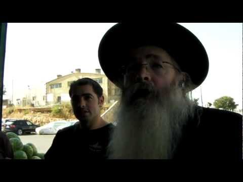 Perspective of an orthodox Jewish West Bank settler