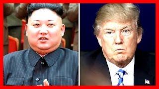 North Korea Tensions USA Crisis Congressional Briefing on North Korea Press Conference, Donald Trump
