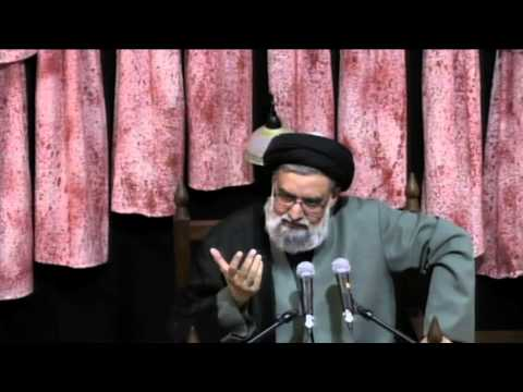 06 ''Muhasaba And Zikr'' '' Sayid MUHAMMED RIZVI 6th MUHARRAM 1437 A.H.