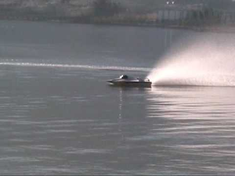 rc boat formula 1 in greece twin zenoah