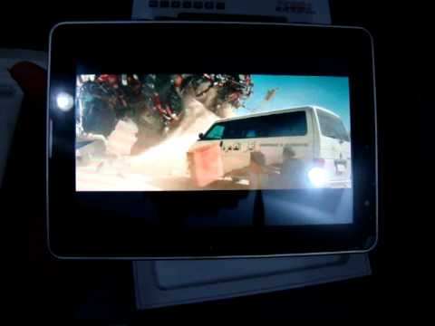Pipo U1 Pro Tablet PC Review - In-action Ultra U1Pro