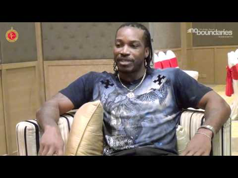 No Boundaries by Sid Mallya - Chris Gayle, Episode1