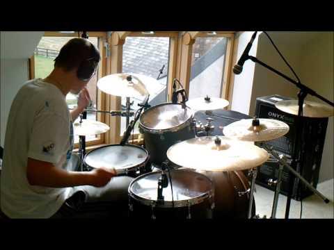 Bastille - Pompeii ( Drum Cover ) - Colm Dowling