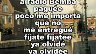 Joe Arroyo / Echao Pa Lante [ Karaoke Discos Fuentes ]