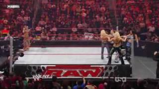 6 Diva Tag-Team Match (Melina return)