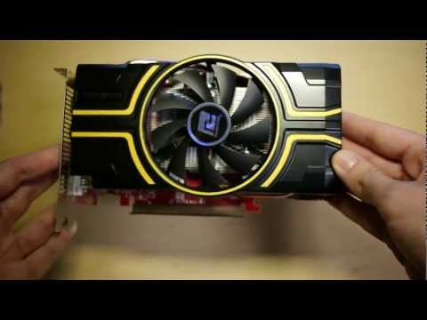 PowerColor HD7850 2GB GDDR5 (V2) Unboxing