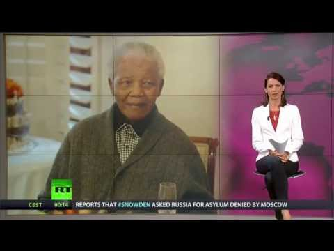 Obama Praises Mandela, Supports Apartheid | Weapons of Mass Distraction