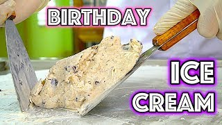BIRTHDAY – ICE CREAM ROLLS