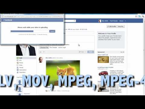 How to Upload Photos and Videos To Facebook