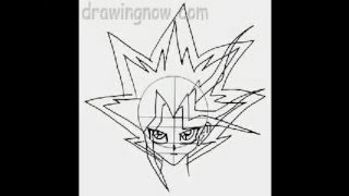 How to Draw Yu-Gi-Oh