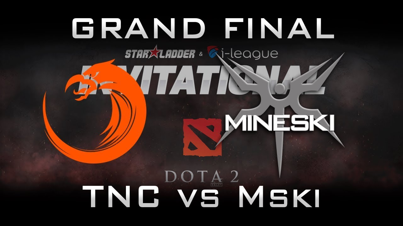 TNC vs Mineski Grand Final Starladder 2017 Minor SEA Highlights Dota 2