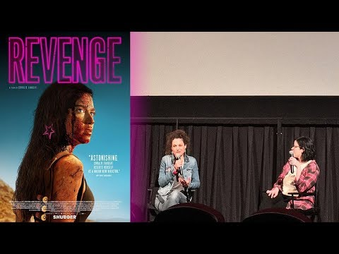 Revenge Movie (2017) Interview With Writer/Director Coralie Fargeat