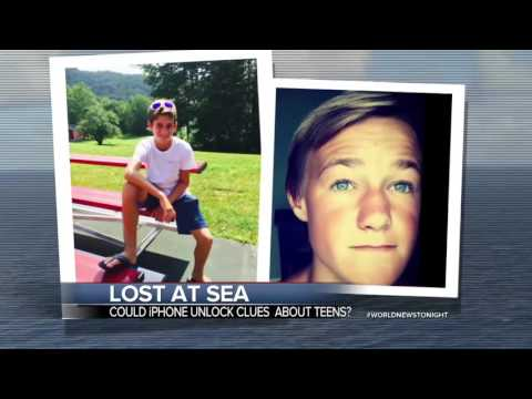Lost Boat of Missing Florida Teens Found 8 Months Later
